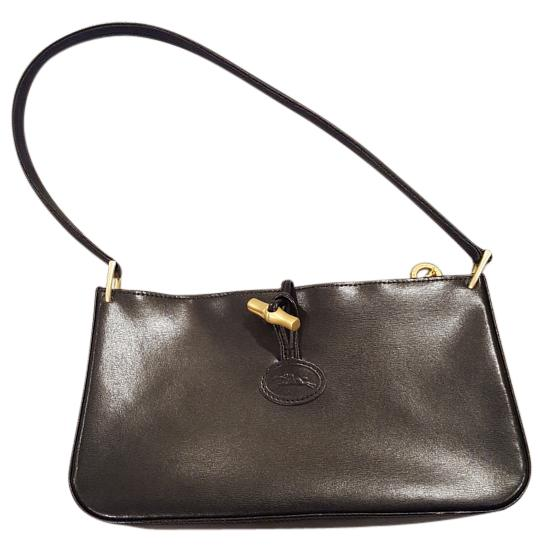Longchamp Leather Shoulder Bag
