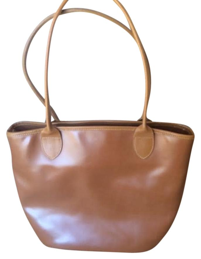 Longchamp Leather Smooth Leather Leather Classic Shoulder Bag ...