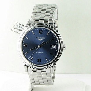 Longines Longines L47744966 Flagship Heritage Automatic Blue Dial Watch