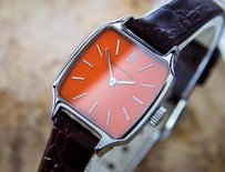 Longines Very Longines Swiss Made Ladies Dress Watch Circa 1970s Nr47