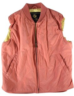 Loro Piana Coral Quilted Lk Vest