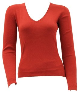 Loro Piana V Neck Longsleeve Sweater