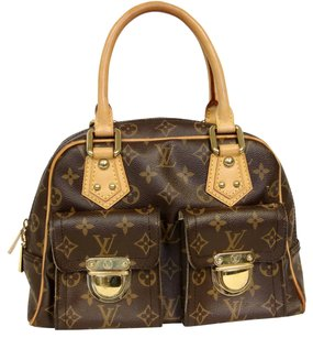 Louis Vuitton Alma Speedy Monogram Artsy Shoulder Bag