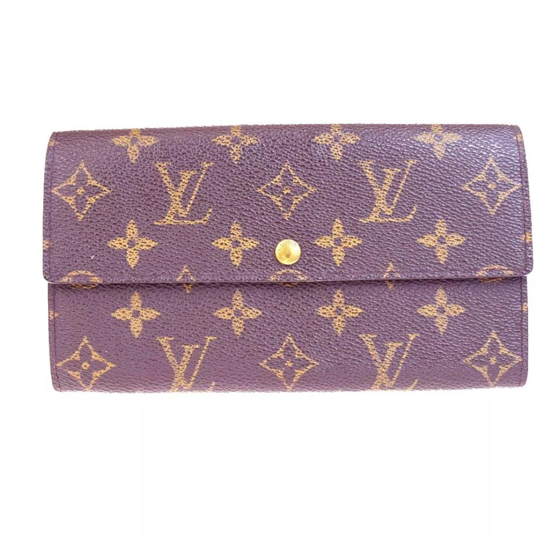how to tell authentic louis vuitton wallet