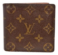 Louis Vuitton AUTHENTIC Louis Vuitton Monogram Marco M61675 Wallet Vintage TA1565-%
