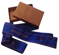 Louis Vuitton Authentic LOUIS VUITTON Ribbon with box