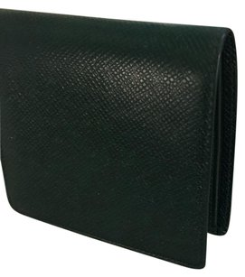 Louis Vuitton Authentic Louis Vuitton Taiga Bifold Wallet Still Good Shape & Clean Condition