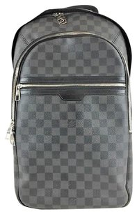 Louis Vuitton Michael Damier Graphite Max065923 Backpack