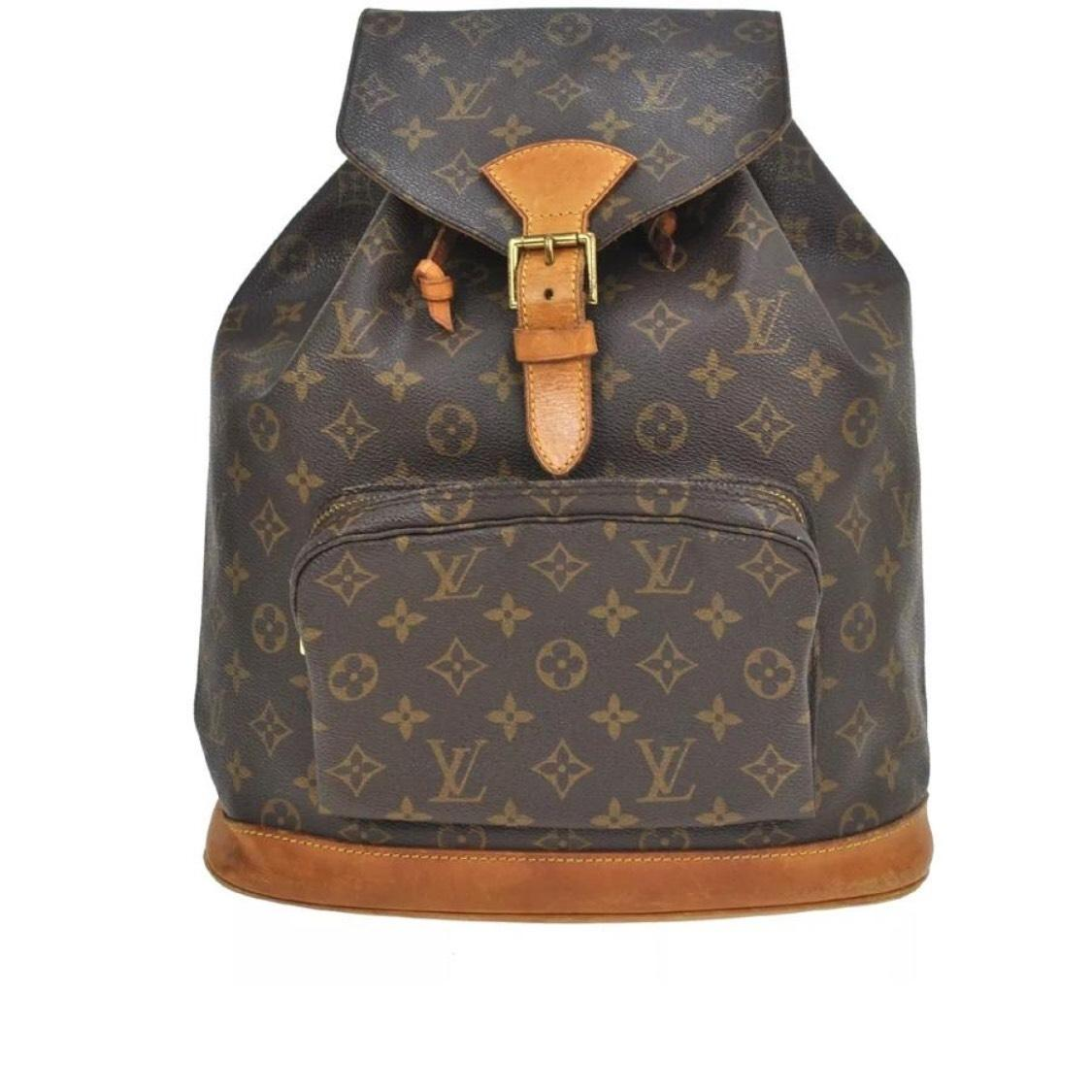Louis Vuitton Backpacks - Up to 70% off at Tradesy
