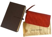 Louis Vuitton SALE! Monogram Empriente Calfskin Compact Zippy Wallet Long Ltd. Edition