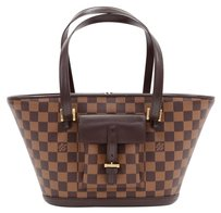 Louis Vuitton Damier Canvas Hand Shoulder Bag