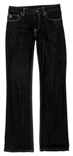 Louis Vuitton Denim Boot Cut Jeans-Dark Rinse