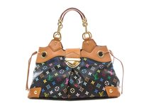 Louis Vuitton Hand Multicolor Monogram Shoulder Bag