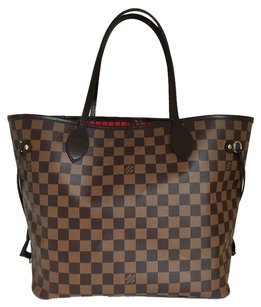 Louis Vuitton Like New Condition 2015 Neverfull Nm Mm Damier Ebene. Made In The Usa. Tote Bag