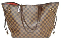 Louis Vuitton Louis Vuitton Damier Neverfull Mm