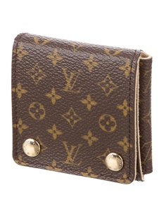 Louis Vuitton Louis Vuitton Monogram Jewelry Case