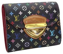 Louis Vuitton Louis Vuitton Monogram Multicolor Trifold Wallet