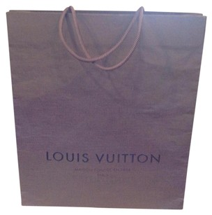 Louis Vuitton LOUIS VUITTON PAPER BAG
