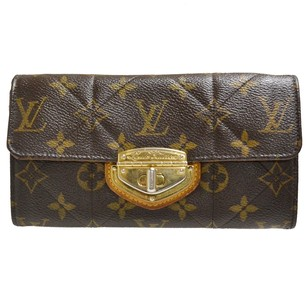 Louis Vuitton LOUIS VUITTON Portefeuille Sarah Etoile Long Bifold Wallet