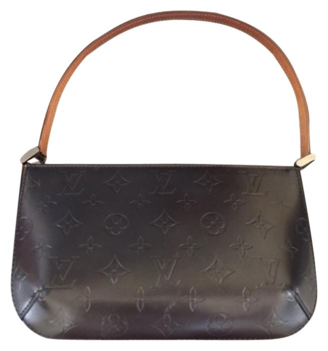 Louis Vuitton Mat Pre owned Shoulder Bag