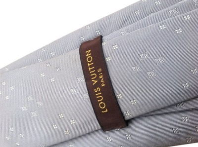 Louis Vuitton Authentic Louis Vuitton Men's Tie