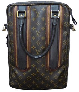 Louis Vuitton Mirage Tote in Brown