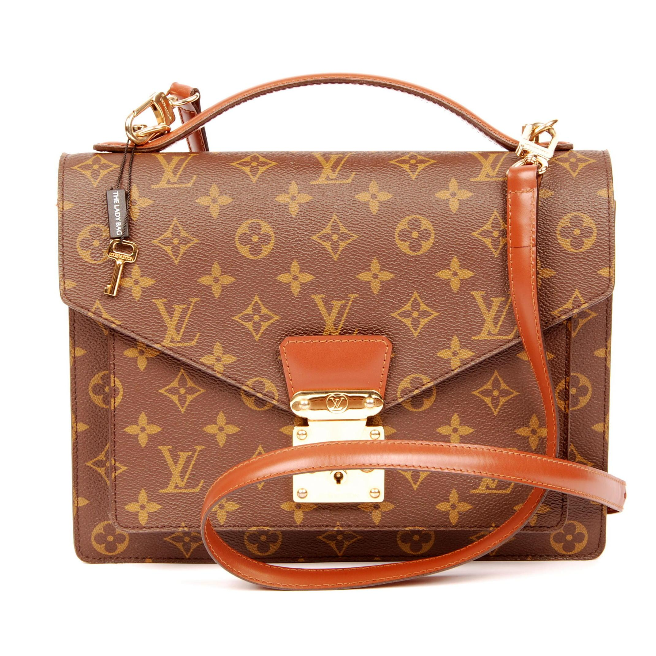 louis vuitton crossbody vintage. louis vuitton monogram canvas monceau vintage cross body bag crossbody a