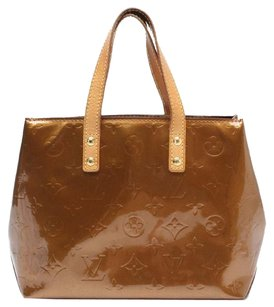 Louis Vuitton Monogram M91146 Tote in Brown