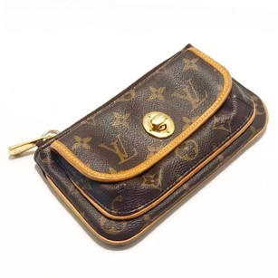 Louis Vuitton Monogram Tikal Pouchette