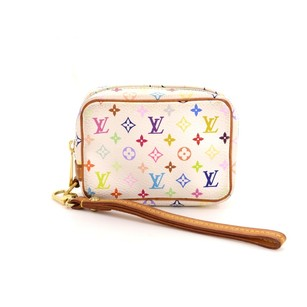 Louis Vuitton Multicolor Wristlet