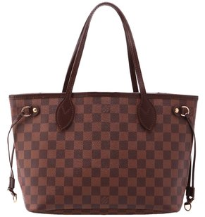 Louis Vuitton Neverfull Mm Damier Canvas Neverfull Damier Tote