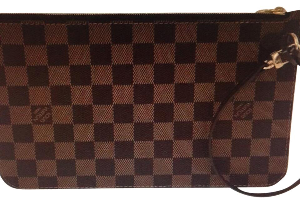 Louis Vuitton neverfull MM/GM pochette wristlet