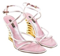 Louis Vuitton Resort 2009 Pink Sandals