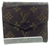 Louis Vuitton REPHOTOGRAPH Coin Pouch Double Sided Snap Monogram Wallet LVTL68