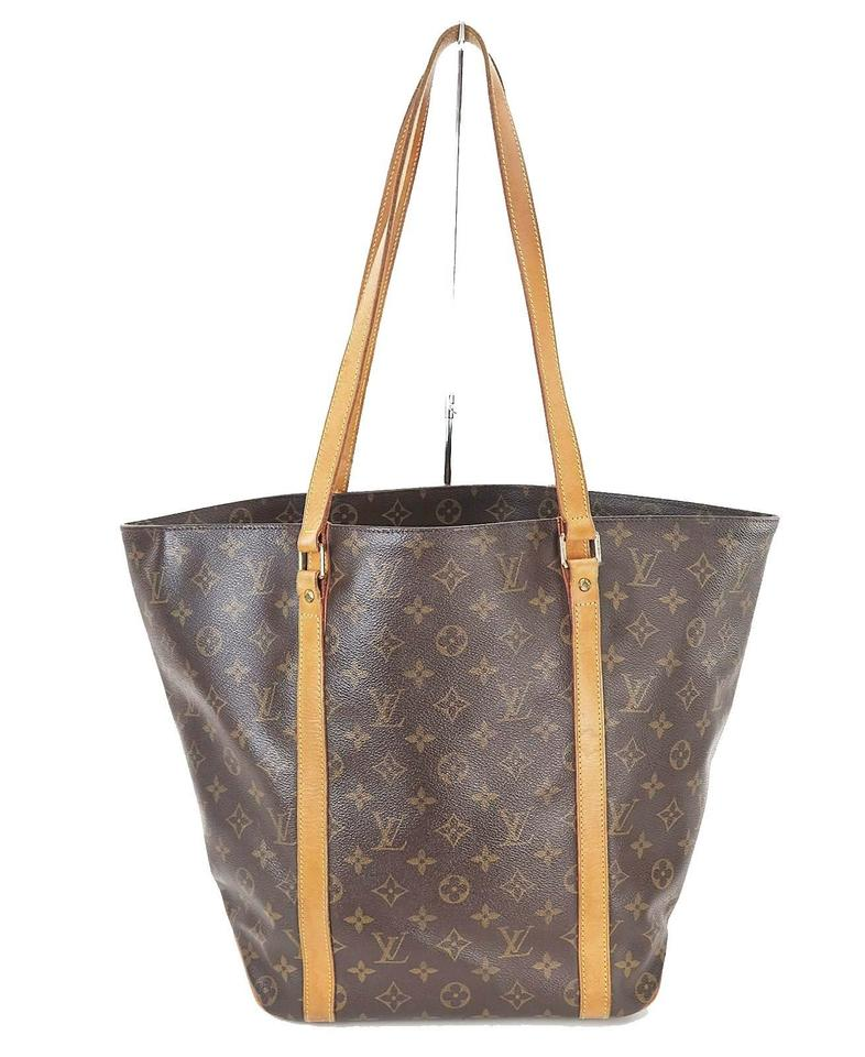 louis vuitton sac shopping tote monogram shoulder bag shoulder bags on sale. Black Bedroom Furniture Sets. Home Design Ideas