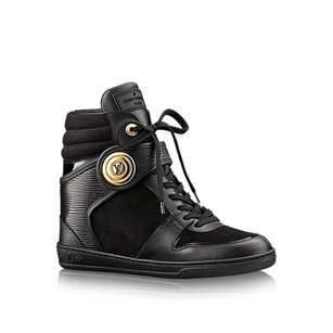 Louis Vuitton Sneakers Luxury Black Boots