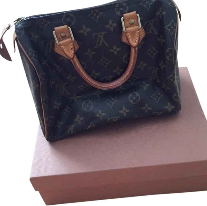 Louis Vuitton Speedy25 authentic