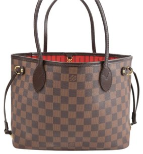 Louis Vuitton Tote in Brown Damier Ebene