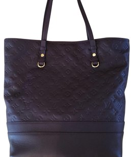 Louis Vuitton Tote in Dark Purple