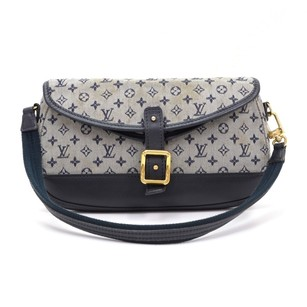 Louis Vuitton Vintage Canvas Baguette