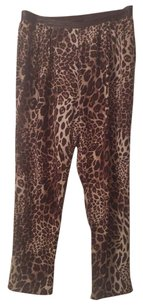 LoveRiche Baggy Pants leopard