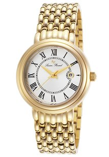Lucien Piccard Lucien Piccard Women's Fantasia Gold-Tone Stainless Steel