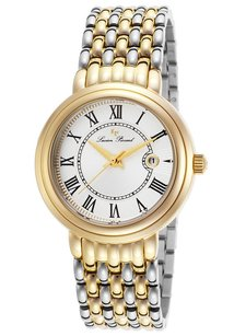 Lucien Piccard Lucien Piccard Women's Fantasia Two-Tone Stainless Steel