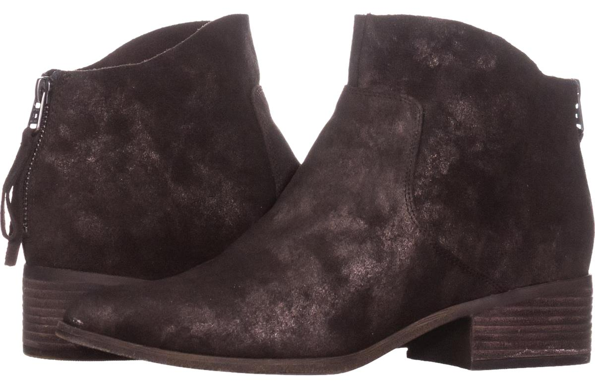 Lucky Brand Brown Lahela Ankle Eu 461 Bracken / 40 Eu Ankle Boots/Booties Size US 10 Regular (M, B) 08d6fa
