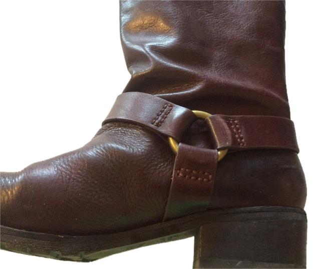 Lucky Brand Burgundy Boots/Booties Size 8.5 US 8.5 Size Regular (M, B) c262f3