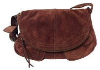 Lucky Brand Leather Large Shoulder Bag