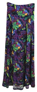 LuLaRoe Maxi Skirt Multi-color