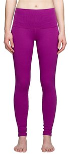 Lululemon Lululemon Wunder Under Pant (Roll Down) *Full-On Luon Size 2 Regal Plum