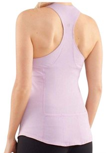 Lululemon Lululemon Zippy Run Tank Rose Quartz sz6