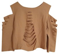 Luly Stretchy Party Top Nude